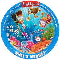 Highlights Dinner Plates (8)