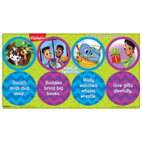 Highlights Large Lollipop Sticker Sheets