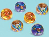 Skylanders Bounce Balls (6) 2
