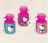 Hello Kitty Rainbow Mini Bubbles 2