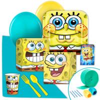 SpongeBob Squarepants Value Party Pack