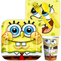 SpongeBob Squarepants Snack Party Pack