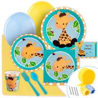 Giraffe Value Party Pack