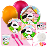 Playful Puppy Pink Value Party Pack