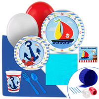 Nautical Fun Value Party Pack