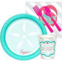 Little Spa Party Snack Party Pack