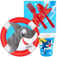 Sharks Snack Party Pack