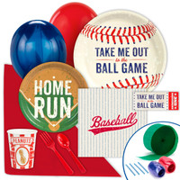 Baseball Time Value Party Pack