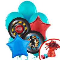 Secret Agent Balloon Bouquet