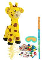 Giraffe Pinata Kit