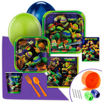 Teenage Mutant Ninja Turtles Value Party Pack