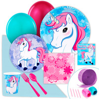 Enchanted Unicorn Value Party Pack