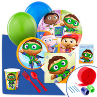 Super Why! Value Party Pack