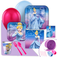 Disney Cinderella Sparkle Value Party Pack