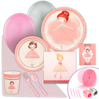 Ballerina Tutu Value Party Pack