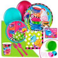 Topsy Turvy Tea Party Value Party Pack