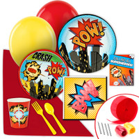Superhero Comics Value Party Pack