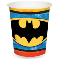 Batman 9 oz. Paper Cups