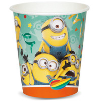 Minions Despicable Me - 9 oz. Cup (8)