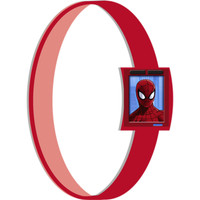 Spider Hero Rubber Wristbands
