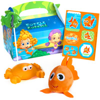Bubble Guppies Party Filled Favor Box (Pack of 4)