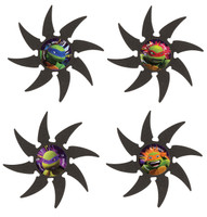 Nickelodeon Teenage Mutant Ninja Turtles Foam Stars