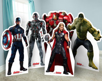 Marvel Avengers Standup Combo Kit