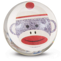 Sock Monkey Bounce Balls