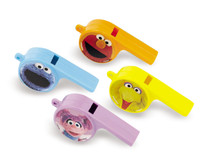 Sesame Street Party Whistles