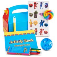 Sesame Street Party Filled Favor Pack (Pack of 4)
