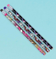 Monster High Pencils
