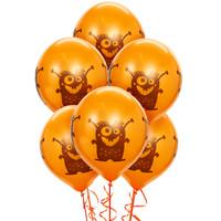 Monsters Theme Latex Balloon