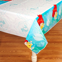 Disney Ariel Dream Big Theme Tablecover