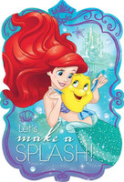 Disney Ariel Dream Big Invites