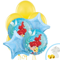Disney Ariel Dream Big Balloon Bouquet