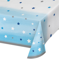 Twinkle Twinkle Little Star Blue Tablecover