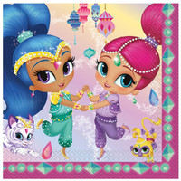 Shimmer & Shine  Luncheon Napkins (16)