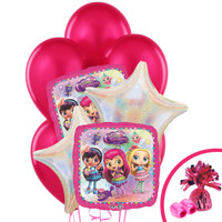 Little Charmers Balloon Bouquet