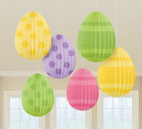 Easter Paper Decorations
