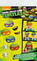 Teenage Mutant Ninja Turtles Photo Props