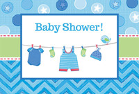 Baby Shower Boy – Shower With Love Invitations (8)