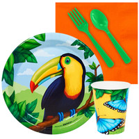 Jungle Party Snack Party Pack