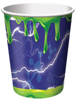 Mad Scientist 9oz. Paper Cups (8)