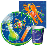 Mad Scientist Snack Party Pack