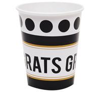 Graduation Party 9oz. Paper Cups (8)