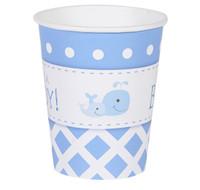It's a Boy 9oz. Paper Cups (8)