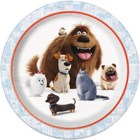 Secret Life of Pets Dinner Plates (8)