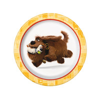 Secret Life of Pets Dessert Plates (8)