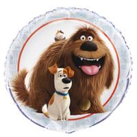 Secret Life of Pets Foil Balloon