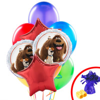 Secret Life of Pets Balloon Bouquet